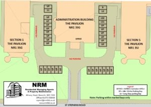 Warning – Visitor Parking Permit (Scratch cards) – SSPMCL